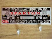Sparton Horn