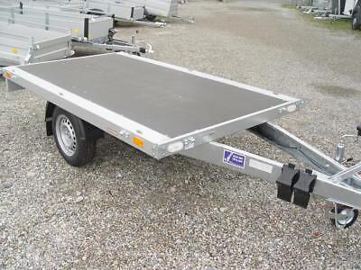 Plattformanhänger 900kg 410 x 198 | Pkw-Anhänger