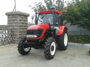 Brand New, Fully equiped, 4x4 with cab, 359/monh