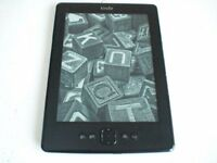 Amazon Kindle ereader full working and in excellent condition!