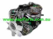 Hilux 2.4 Engine