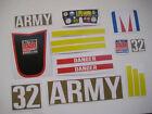 Kids Military Model & Kit Decals
