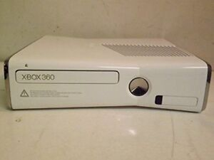 xbox 360 slim white no controller