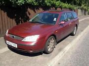 Mondeo Estate Petrol