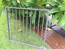 Brand new powder coated pool fence gate - woodland grey 900 x 975 Willoughby Willoughby Area Preview