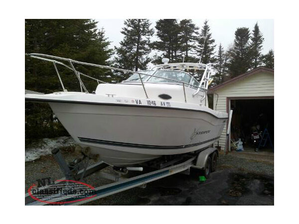 2002 Seaswirl Seaswirl Striper 21ft