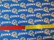 Detroit Lions Fabric