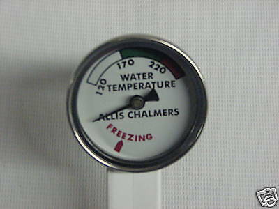 Allis Chalmers Models B C Ca Wc Wd45 Temperature Guage New Free Shipping