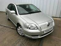Toyota avensis 1.8cc patrol 1 year mot hpi clear superb running conditions