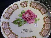 Rose Collector Plates