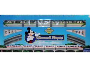 WALT DISNEY WORLD MONORAIL DISNEYLAND PLAYSET