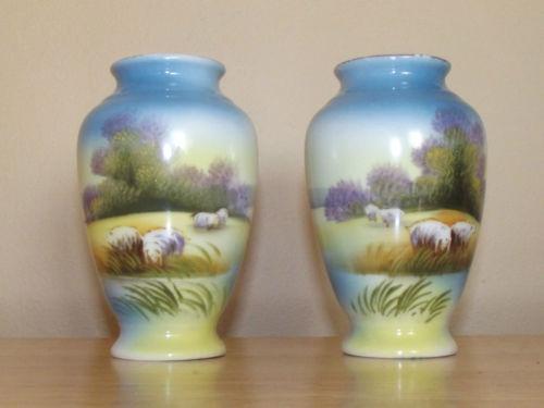 Noritake Vase Ebay