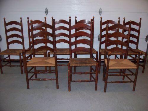 Rush Seat Chairs Ebay