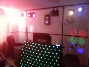 Disco Set Up