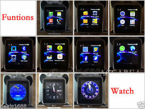 Bluetooth Android Smart Watch/Facebook/Whatsapp/Simcard/Camera London Ontario image 3