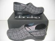 Dansko 40 Black New