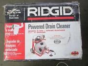 Ridgid Drain Cleaner