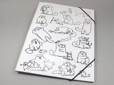 Simons Cat Sammelmappe A4 mit Gummizug Neu & OVP
