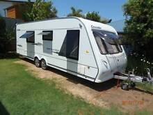 MAGNIFICENT TOURING CARAVAN IN EXCELLENT CONDITION Redland Bay Redland Area Preview