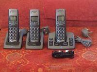 BT cordless phone(s)