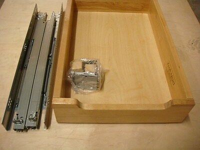 1- Kitchen Core Cabinet 1524 Delux Roll Out Tray WILL FIT MOST BRAND CABINETS