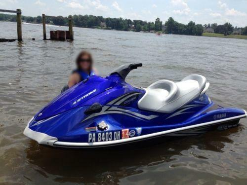 Used Yamaha Jet Skis For Sale In Florida