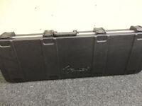 Fender Bass Guitar Original Hard Case.