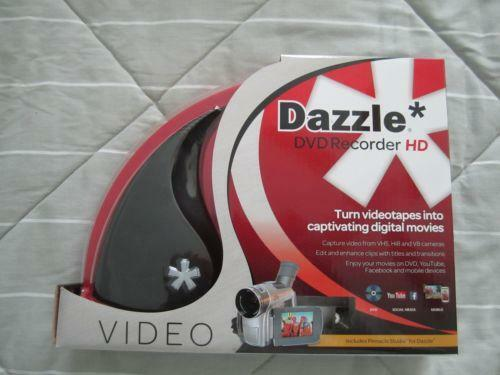 dazzle dvd recorder hd ebay. Black Bedroom Furniture Sets. Home Design Ideas