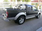 LHD Nissan