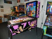 1979 Pinball Machine