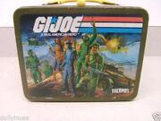 Gi Joe Lunch Box