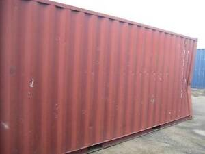 20' Damaged Shipping Container Lytton Brisbane South East Preview
