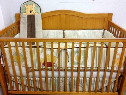 Used Baby Boy Bedding Ebay