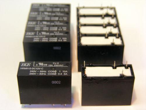 12v dc relay ebay. Black Bedroom Furniture Sets. Home Design Ideas