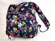 Vera Bradley Ribbons Backpack