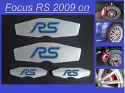 Focus RS Calipers