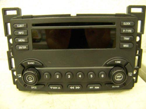 Chevy malibu radio ebay