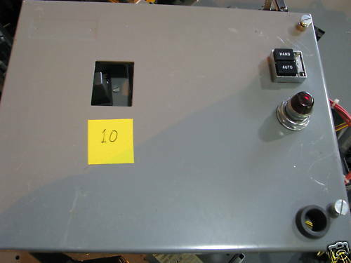 Cutler Hammer-F10 Unitrol Size1/ 7 Amp  MCC Bucket
