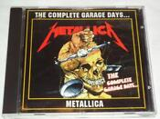 Metallica Garage Days CD