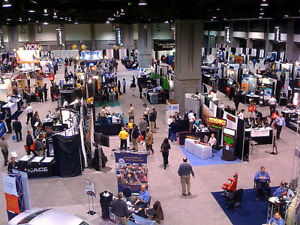 LOOKING TO PARTICIPATE IN TRADE SHOWS/EVENTS THIS YEAR?