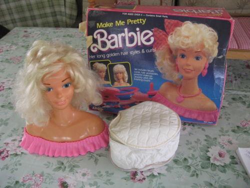 Vintage Barbie Styling Head Ebay