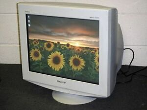"""Wanted - CRT Computer Monitor 19"""" and up"""