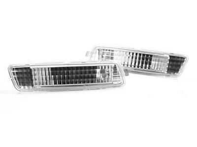 DEPO BRAND 10-14 VOLKSWAGEN GOLF/JETTA WAGON SIDE MARKER LIGHTS - CRYSTAL CLEAR