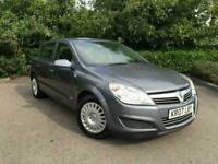 Automatic Vauxhall Astra Life 1.8 Mot