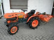 Kleintraktor Allrad