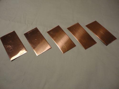 Copper Sheet 24 Gauge Ebay
