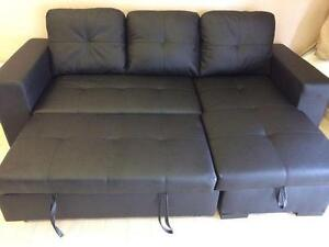 $$$ Blow Out Sale*brand new Modernsectional sofa bed with storage (space saver)