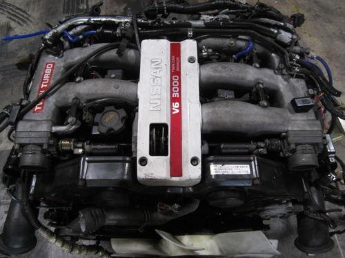 300zx Twin Turbo Engine