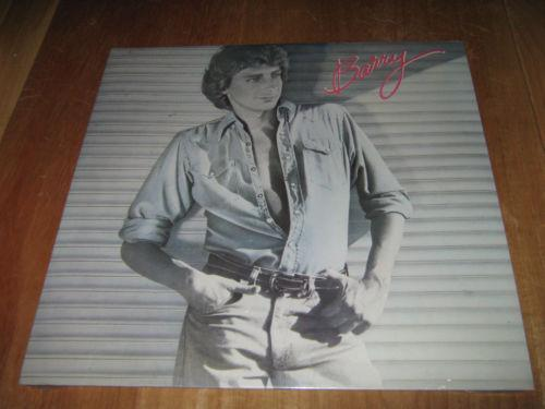 Barry Manilow Barry 1980 Music Ebay
