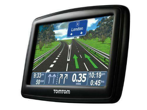 tomtom xl2 iq sat nav ebay. Black Bedroom Furniture Sets. Home Design Ideas